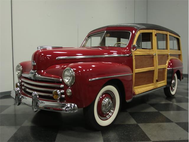 1947 Ford Woody Wagon | 879129