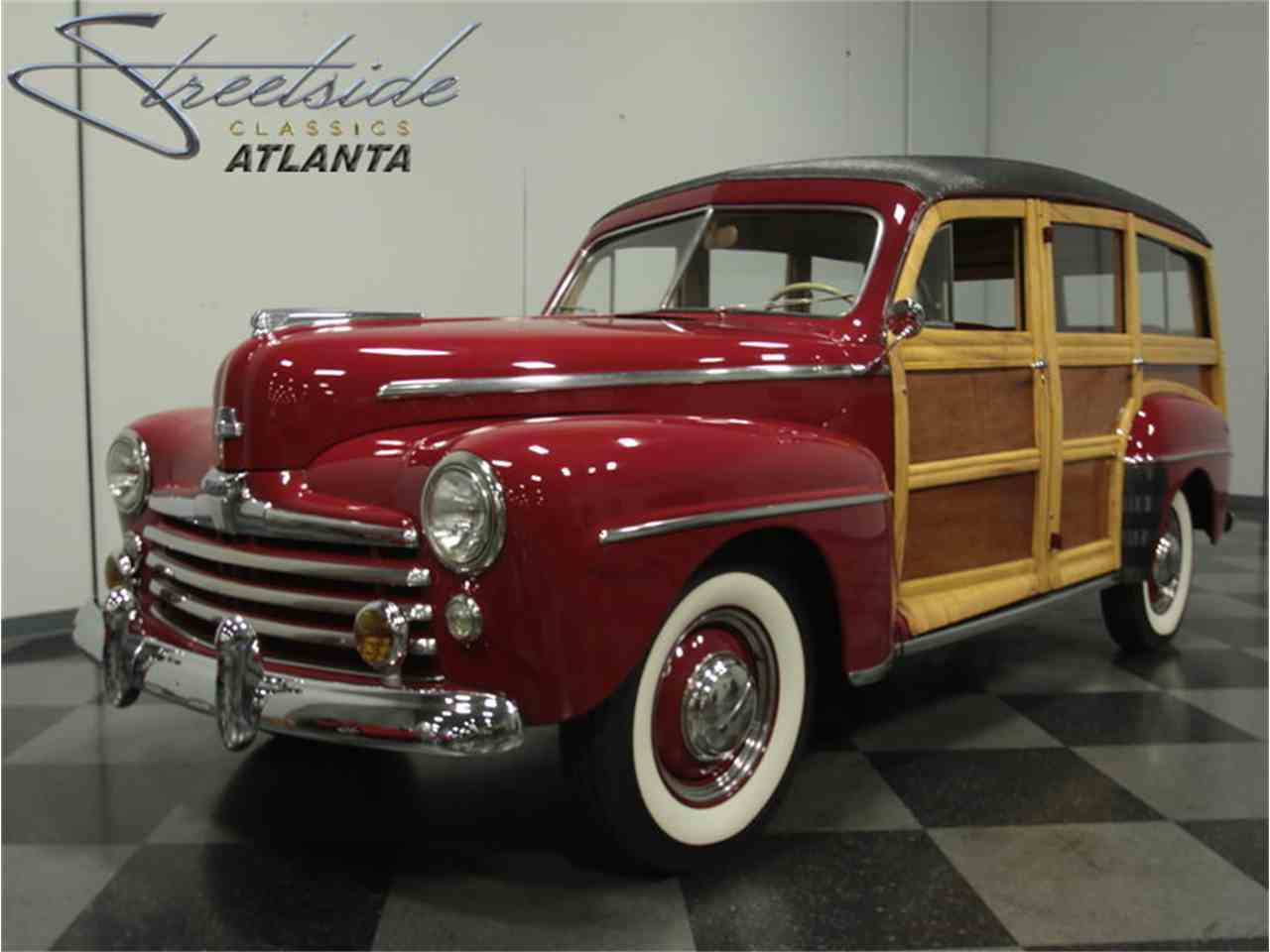 1947 Ford Woody Wagon for Sale - CC-879129