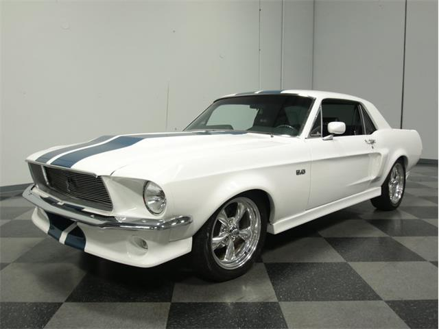 1968 Ford Mustang | 879130