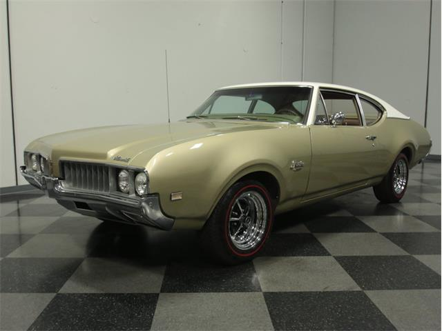 1969 Oldsmobile Cutlass | 879137