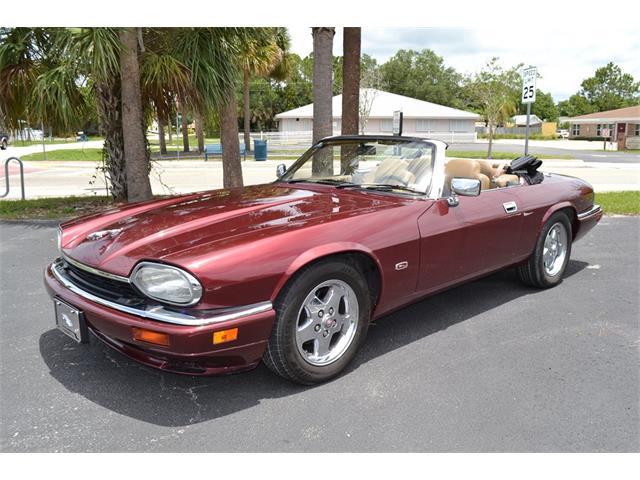 1995 Jaguar XJS | 870914