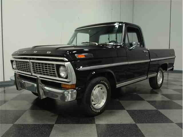 1972 Ford F100 | 879141