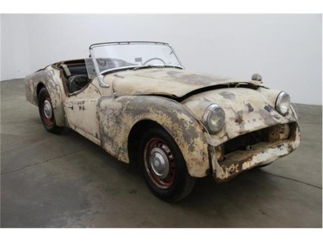 1958 Triumph TR3 | 870915