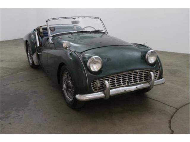 1959 Triumph TR3 | 870916