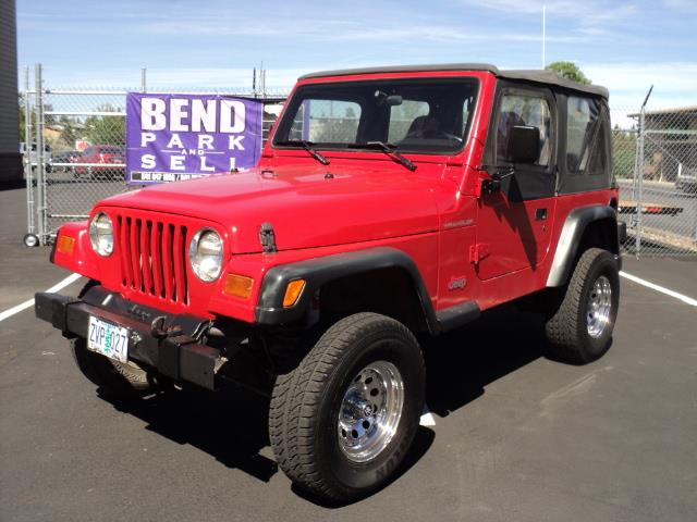 1997 Jeep Wrangler | 879180