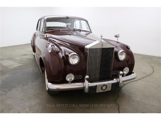1959 Rolls Royce Silver Cloud I | 879181