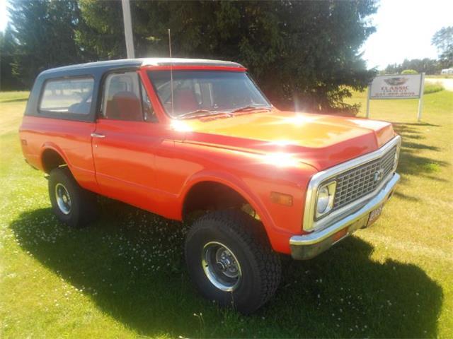 1971 Chevrolet Blazer | 879188