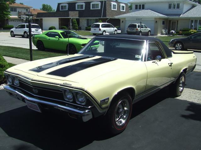 1968 Chevrolet El Camino | 879190