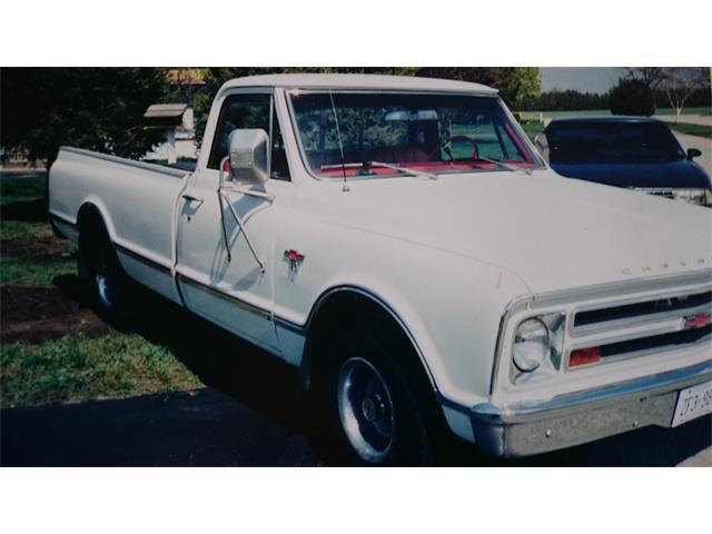 1967 Chevrolet C10 | 879214