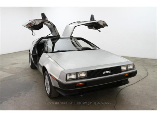 1981 DeLorean DMC-12 | 870922