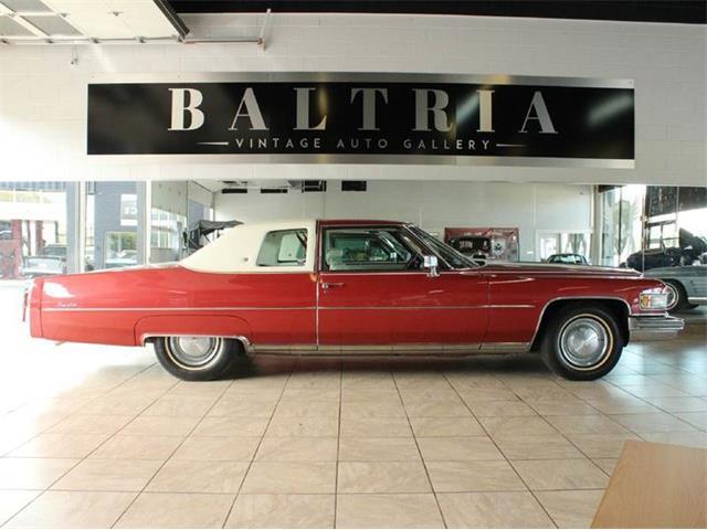 1976 Cadillac DeVille | 879221