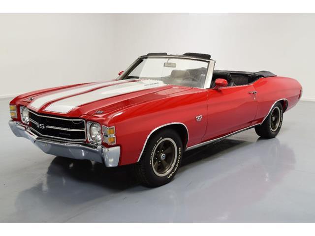 1971 Chevrolet Chevelle | 879270
