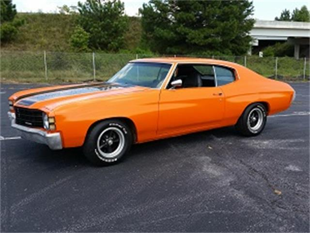 1972 Chevrolet Chevelle | 879273