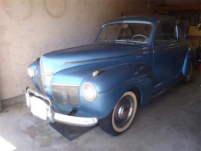1941 Mercury 2-Dr Coupe | 879274