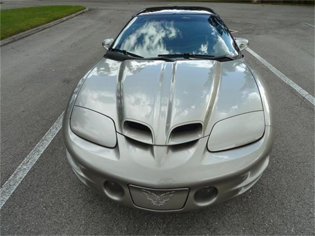 2001 Pontiac Firebird Trans Am | 879283
