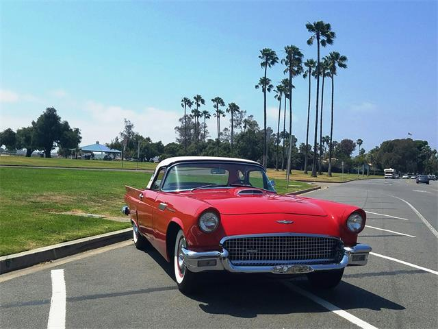1957 Ford Thunderbird | 879284