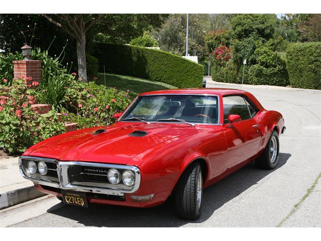 1968 Pontiac Firebird | 879288