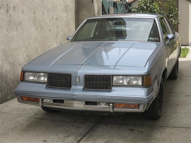 1988 Oldsmobile Cutlass Supreme | 879289