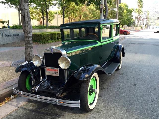 1929 Chevrolet 4-Dr Sedan | 879293