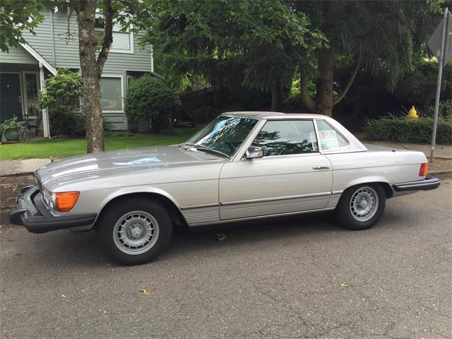 1978 Mercedes-Benz 450SL | 879294