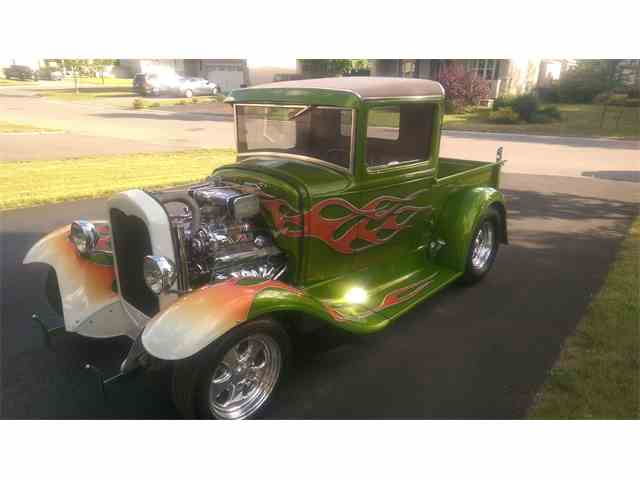 1930 Ford Model A | 879295