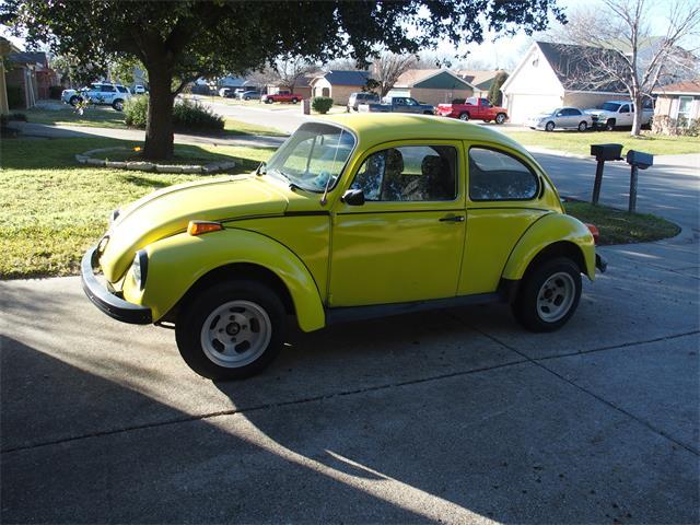 1973 Volkswagen Super Beetle | 879298