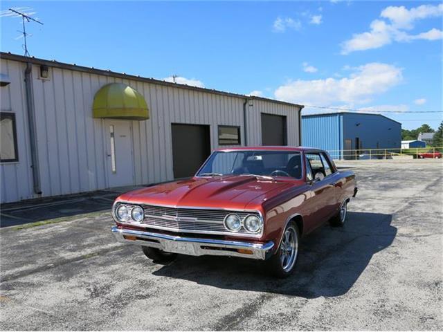 1965 Chevrolet Chevelle Malibu | 879301