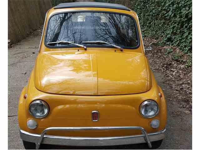 1971 Fiat 500L | 879302