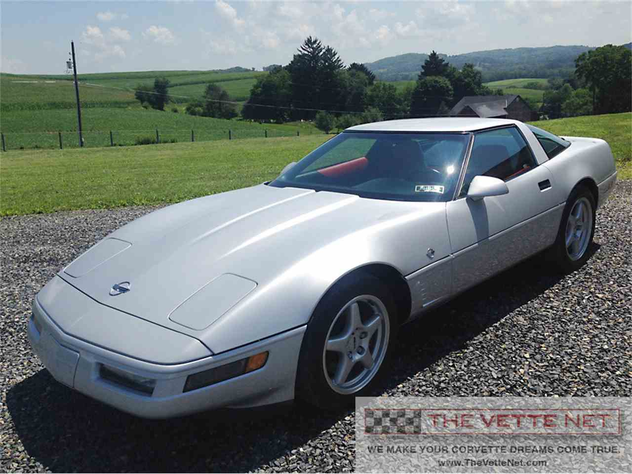 Large Picture of '96 Corvette - IUH7