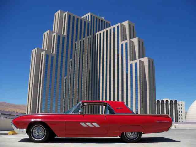 1963 Ford Thunderbird | 879308
