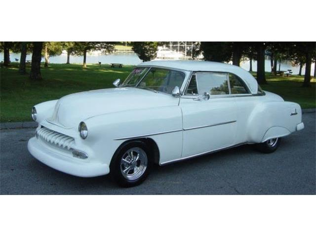 1952 CHEVROLET 2-DOOR HARDTOP CUSTOM | 879313