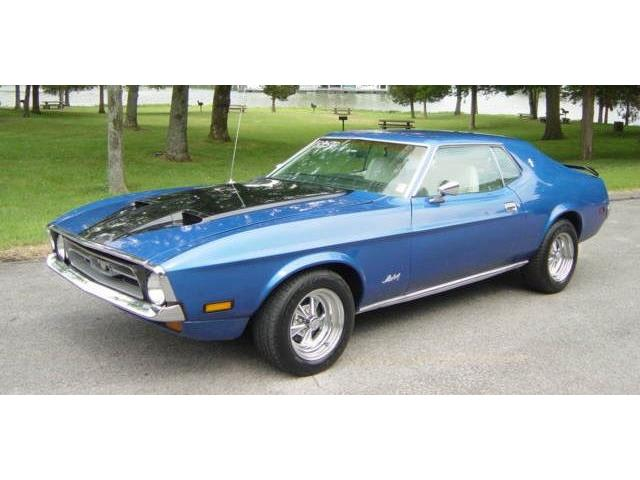 1972 Ford Mustang | 879316