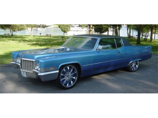 1970 Cadillac Coupe DeVille   879317