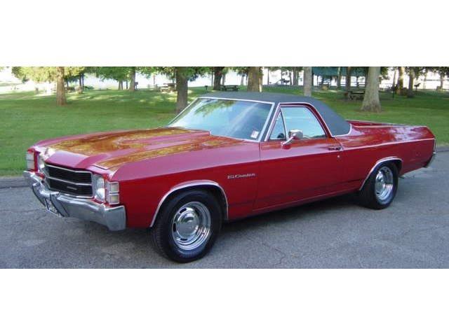 1971 Chevrolet El Camino | 879318