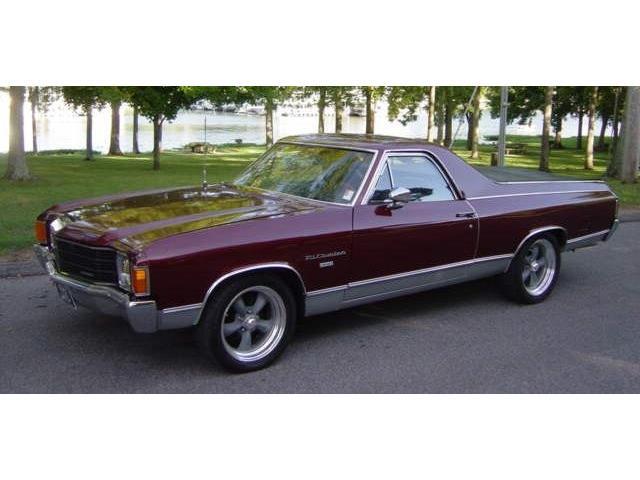 1972 Chevrolet El Camino | 879319