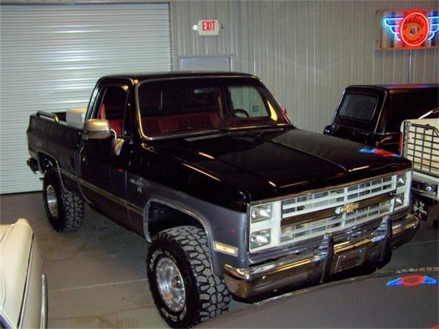 1986 Chevrolet C/K 10   870932