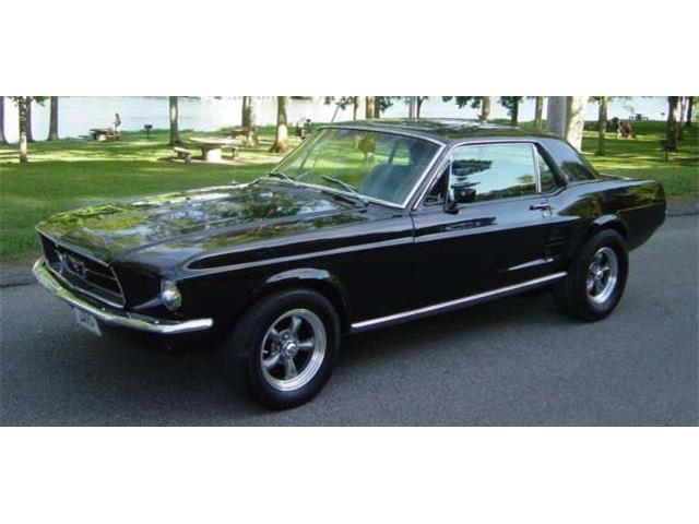 1967 Ford Mustang | 879321