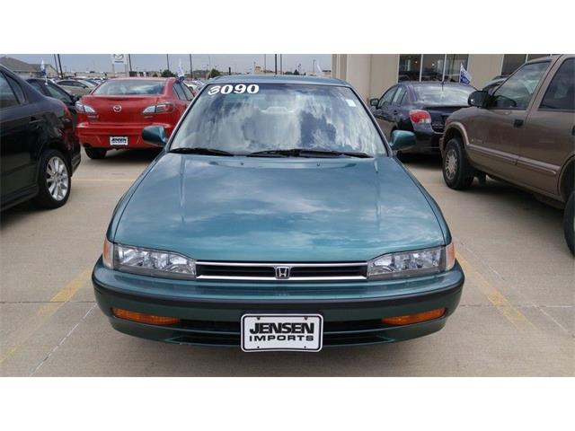 1992 Honda Accord | 879330