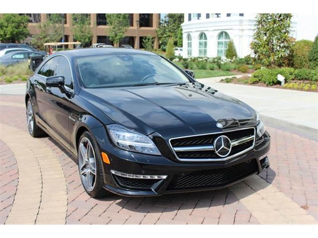 2014 Mercedes-Benz CLS-Class | 879340