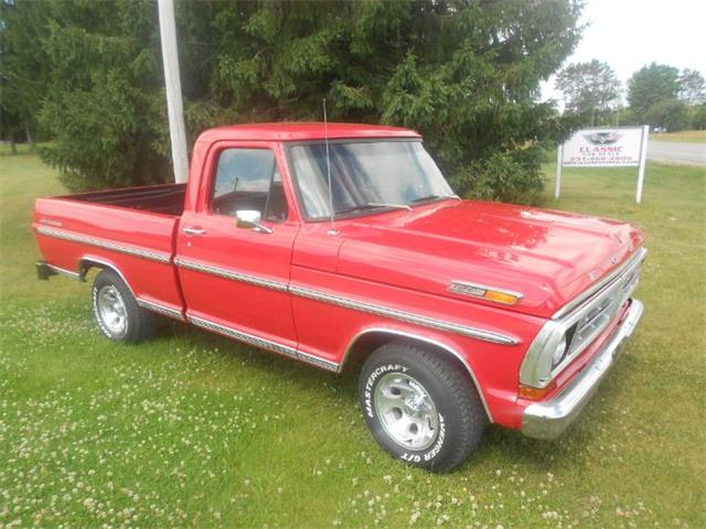 1971 Ford F100 | 879342
