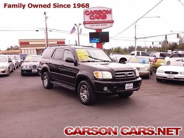 2003 Toyota Sequoia | 879346