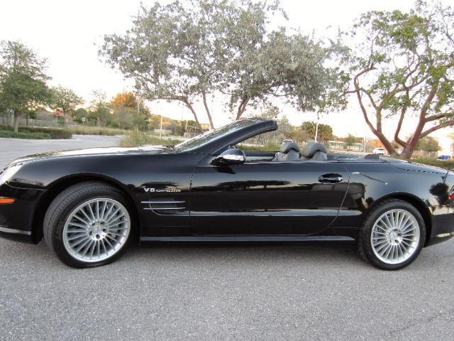 2003 Mercedes-Benz SL55   870935