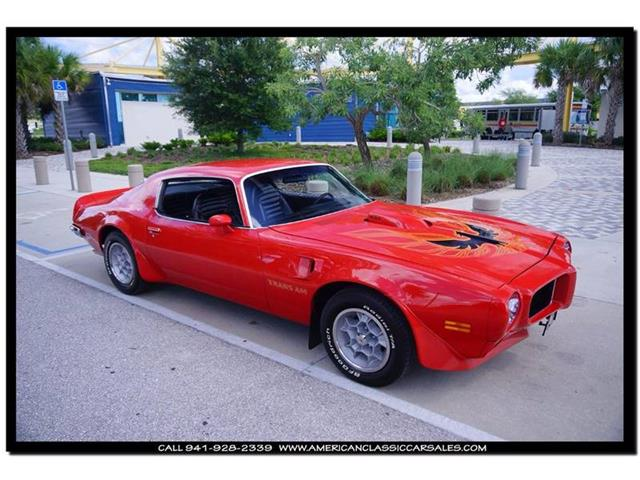1973 Pontiac Firebird Trans Am | 879363