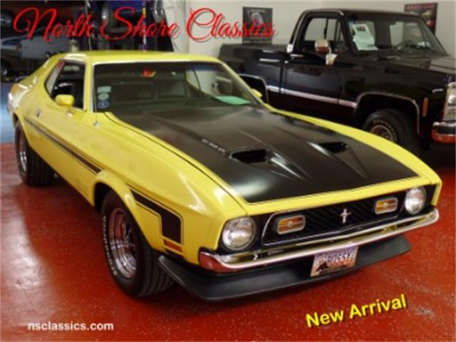 1971 Ford Mustang | 879365