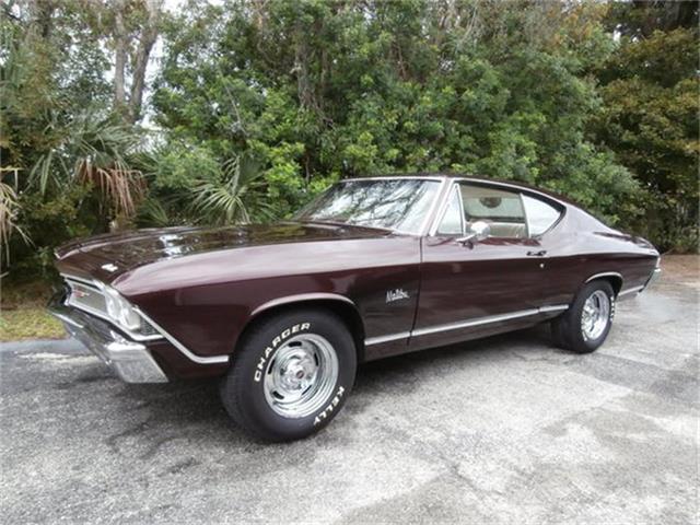 1968 Chevrolet Malibu | 879372