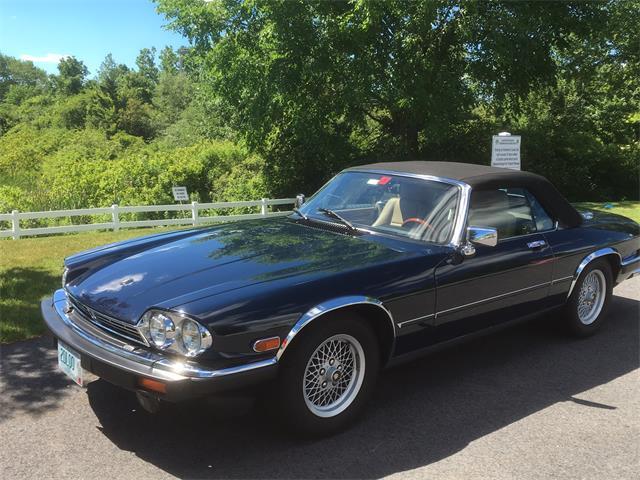 1989 Jaguar XJS | 879375