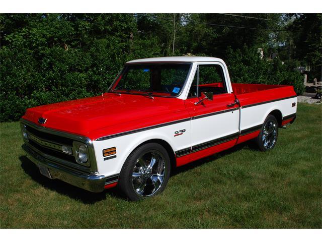 1969 Chevrolet C10 | 879382