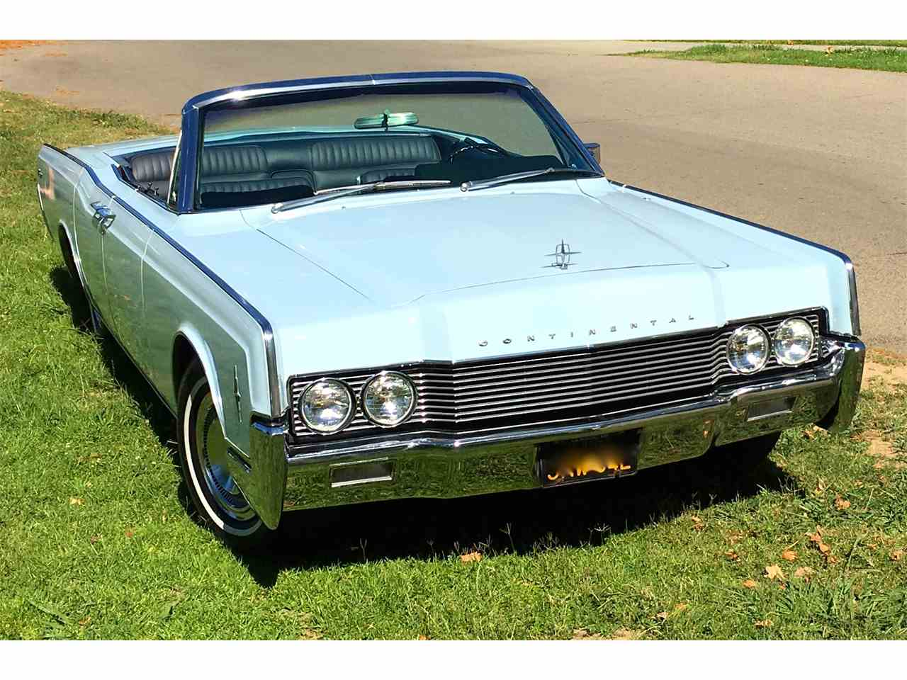 1966 lincoln continental for sale cc 879383. Black Bedroom Furniture Sets. Home Design Ideas