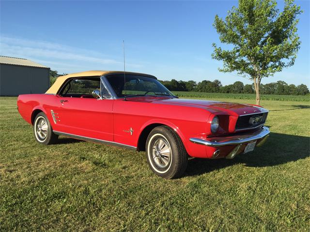 1966 Ford Mustang | 879387
