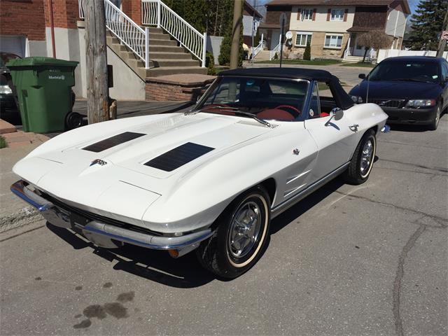 1963 Chevrolet Corvette | 879388